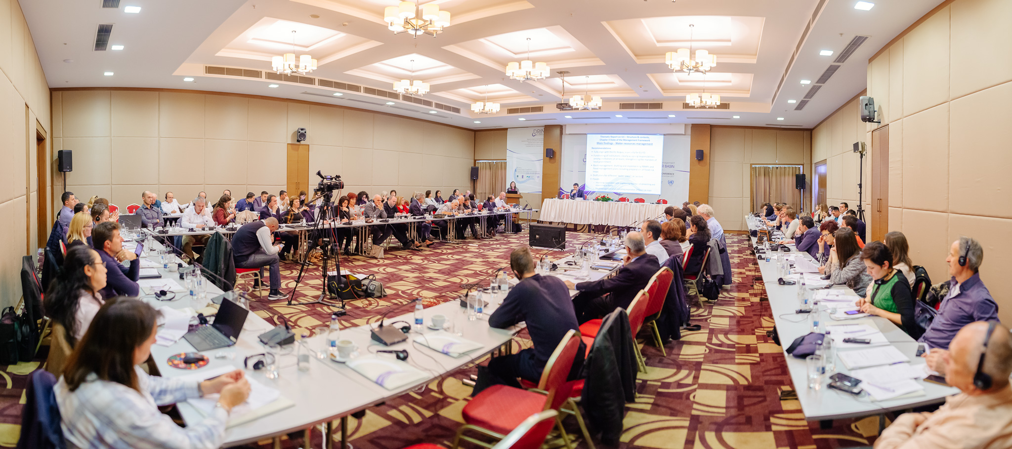 Podgorica Drin Stakeholders Conference: Progress towards the sustainable management of the Drin Basin